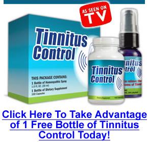 tinnitus control price